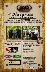Bluegrass Fall Festival